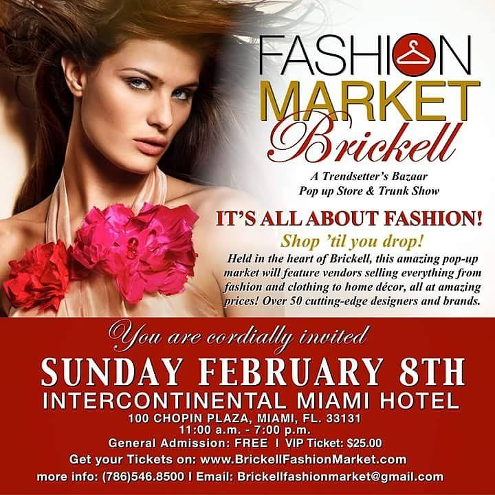 Brickell Fashion Market